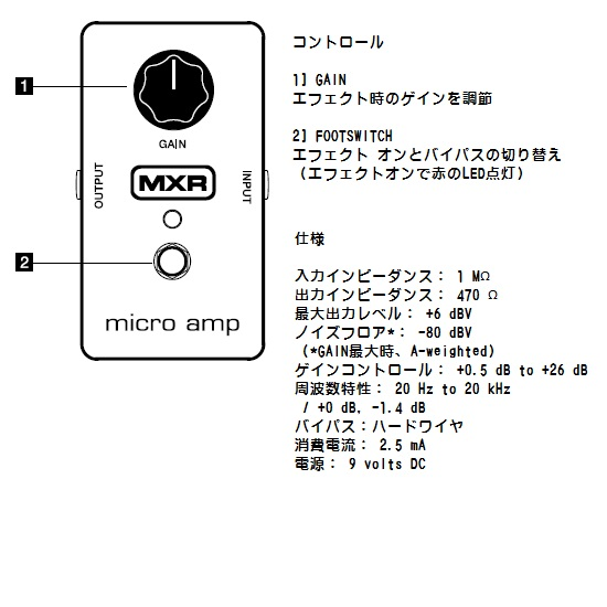 mxr 10 band eq manual