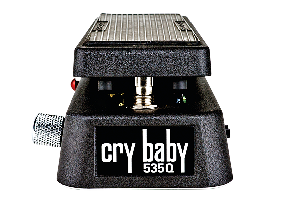 535q Cry Baby 174 Multi Wah モリダイラ楽器