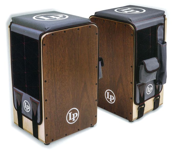 LP-CJ3 CajonSaddle