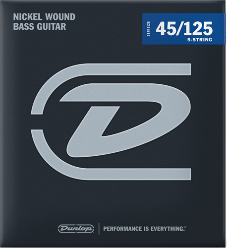 Nickel Wound Bass Strings