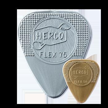 HercoNylonFlatPicksFlex50/75