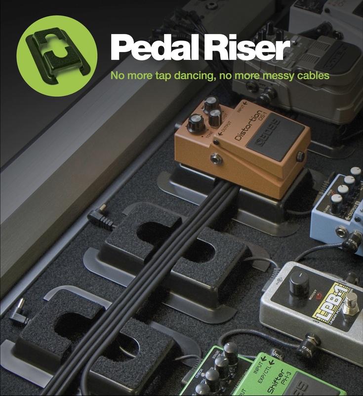 pedal-riser