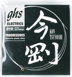 Tsuyoshi Kon Signature Strings