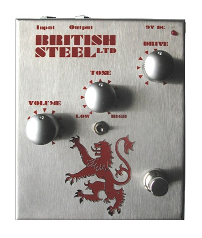 Brtish-Steel
