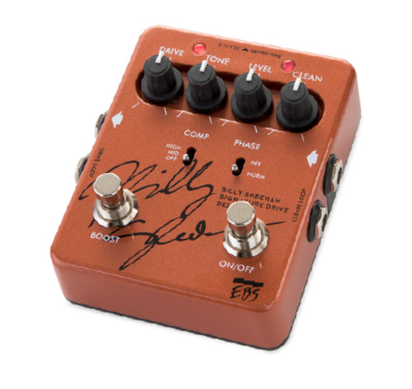 Billy Sheehan Signature Drive Deluxe