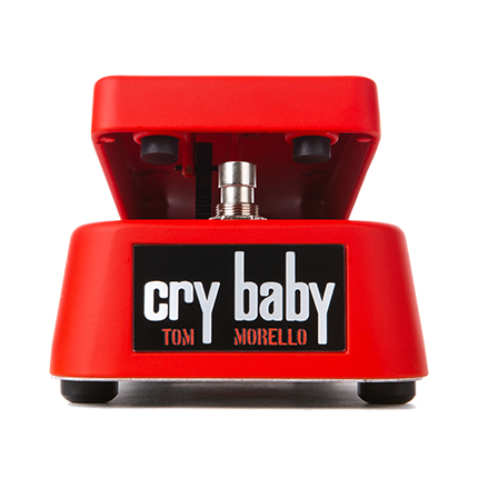 TBM95:Tom Morello Signature Cry Baby Wah