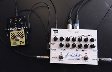 Stanley Clarke Signature Acoustic Preamp - Image