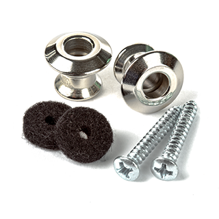 Straplok®:Dual Design Strap Button Sets