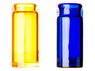BLUES BOTTLE® REGULAR WALL SLIDE YELLOW/BLUE