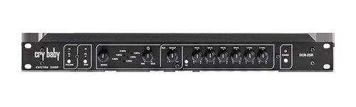 DCR2SR Cry Baby® Rack Module